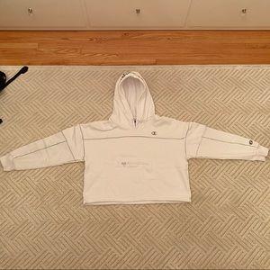 Champion Women's Reflective Hoodie Sweatshirt